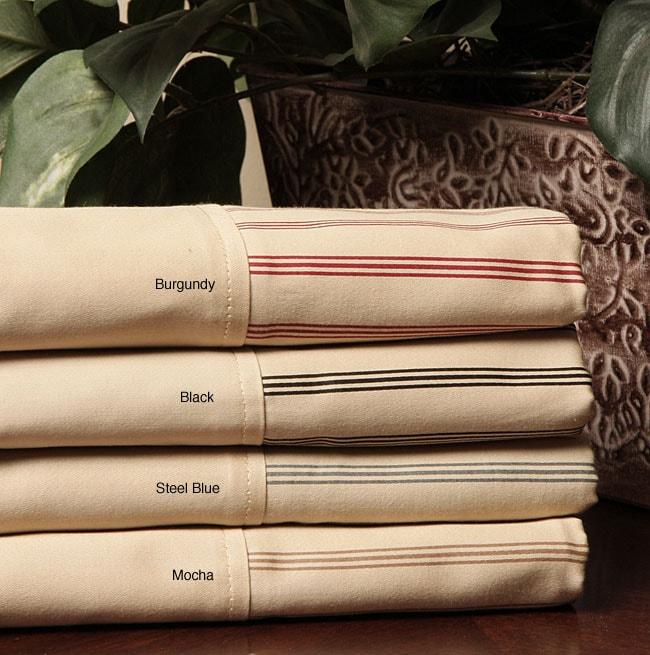 Jacobean 300 Thread Count Cotton Sheet Set
