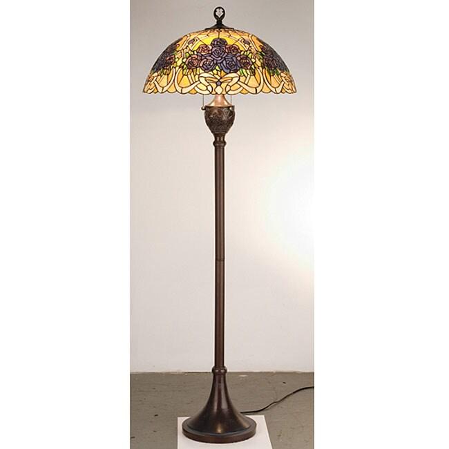Rose Bouquet Floor Lamp