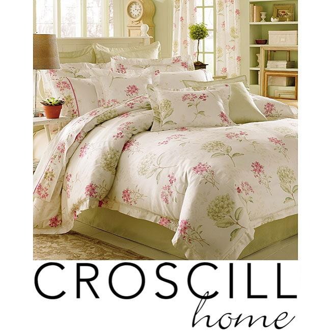 Croscill Flower Blossom Luxury 4-piece Comforter Set