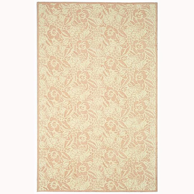 Martha Stewart by Safavieh Fleur Blossom Wool Rug - 9'6 x 13'6