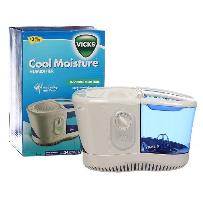Vicks 1.1-gallon Cool Mist Humidifier