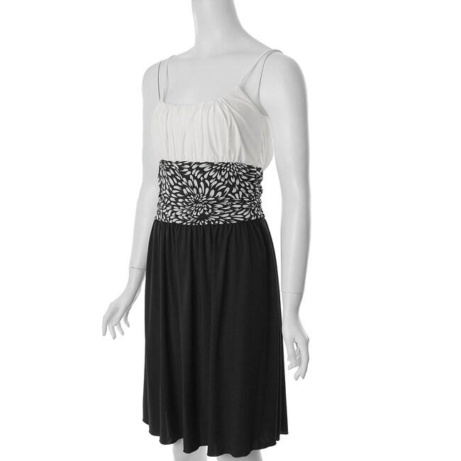 Adi Designs Women's Spaghetti Strap Dress