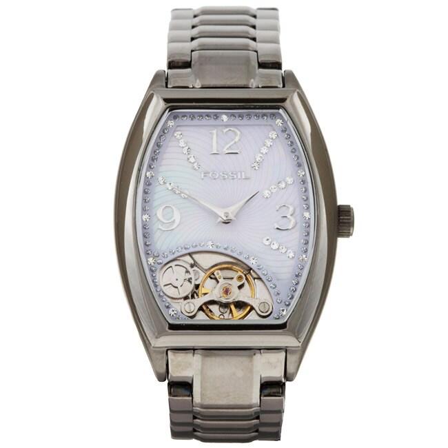 Fossil Twist Women's Crystal Dial Watch