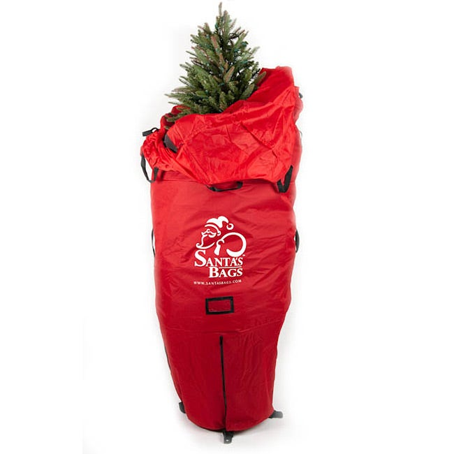 Shop Treekeeper Upright 6 To 7 5 Foot Tree Storage Bag