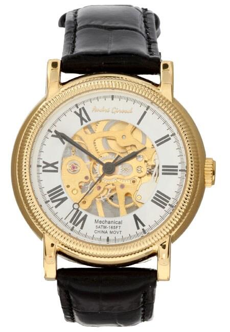 Andre Giroud Men's Designer Automatic Watch
