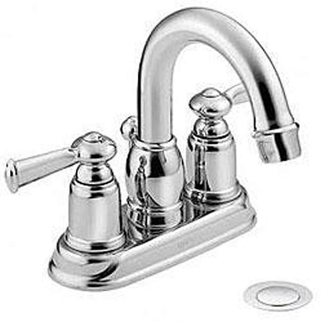 Moen Banbury Collection 2 handle Chrome Lavatory Faucet