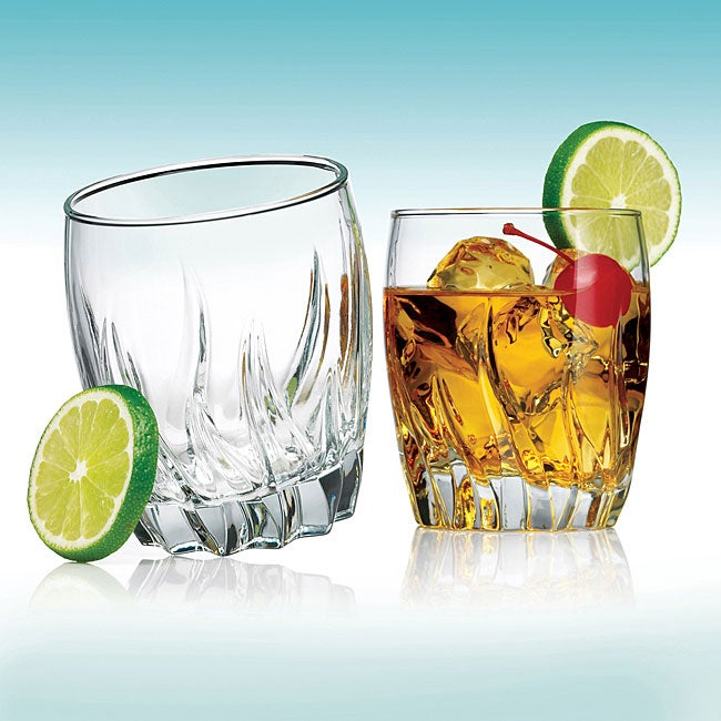 Anchor Hocking '5th Avenue' 4-piece 12-oz Glass Set