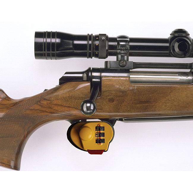 The Club Gun Trigger Lock