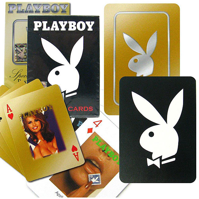 Playboy Special Edition Playing Card Deck (Pack of 2)