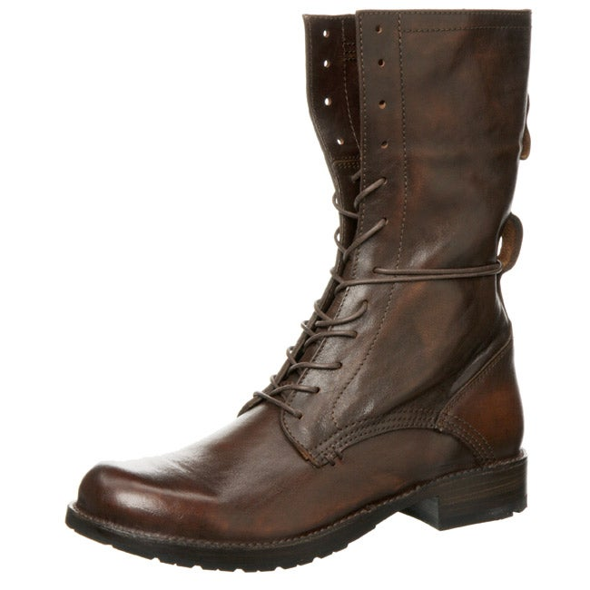 Frye Men S Owen Tall Lace Up Boots Free Shipping Today