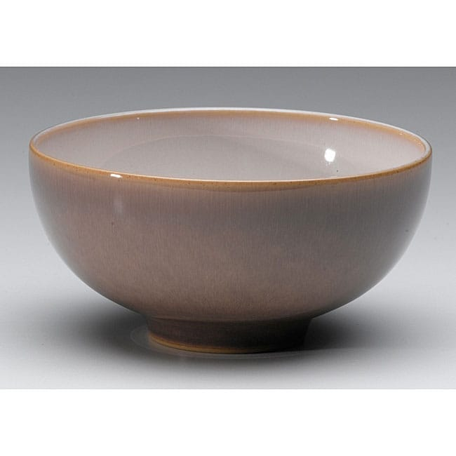 Denby Truffle Rice Bowl  sc 1 st  Overstock & Denby Truffle Rice Bowl - Free Shipping On Orders Over $45 ...
