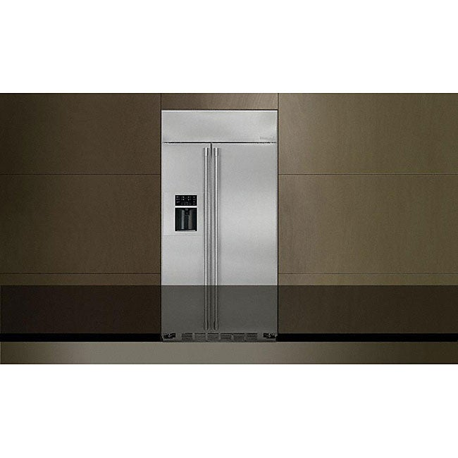 Electrolux Icon Professional : E42BS75EPS 42in Side by Side Refrigerator
