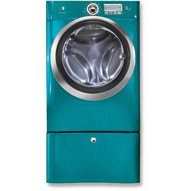 Electrolux : EWFLW65HTS 27in Washer Turquoise Sky