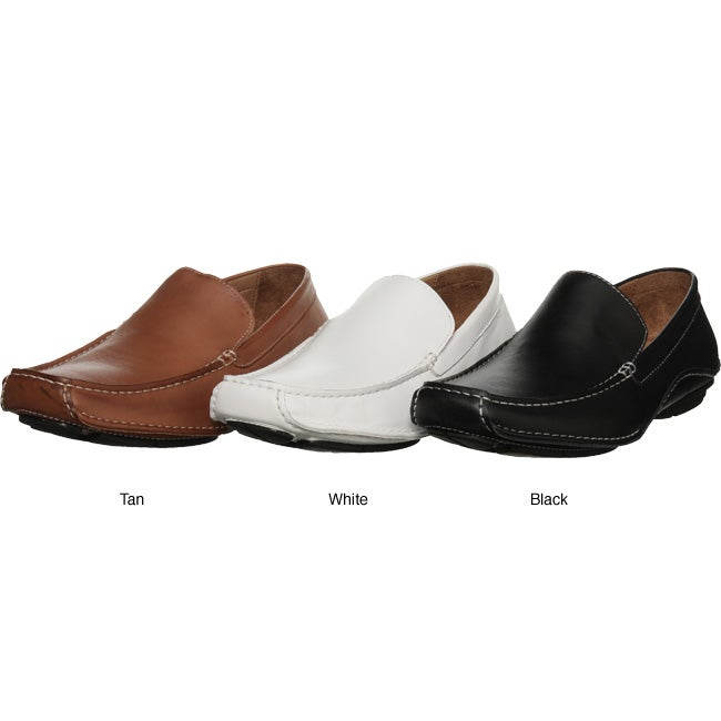 Steve Madden Men's 'Novo' Slip-on Loafers - Thumbnail 0
