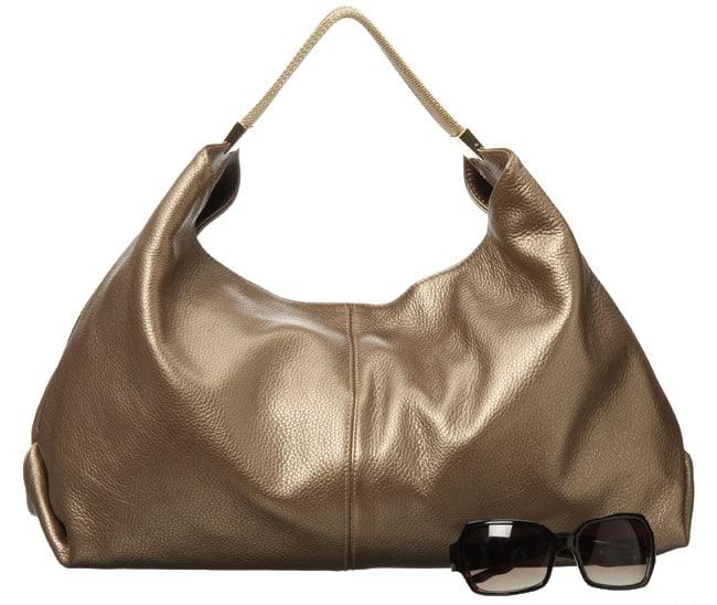 Furla Elisabeth Tracolla Metallic Handbag
