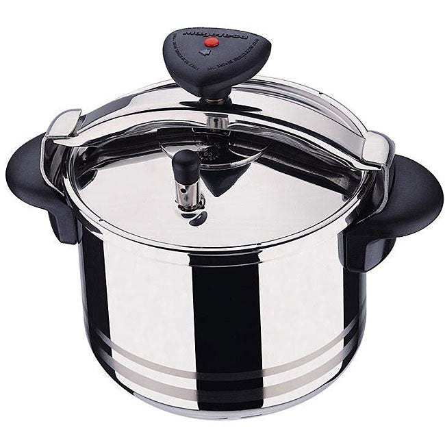 Star R Stainless Steel 8-quart Fast Pressure Cooker