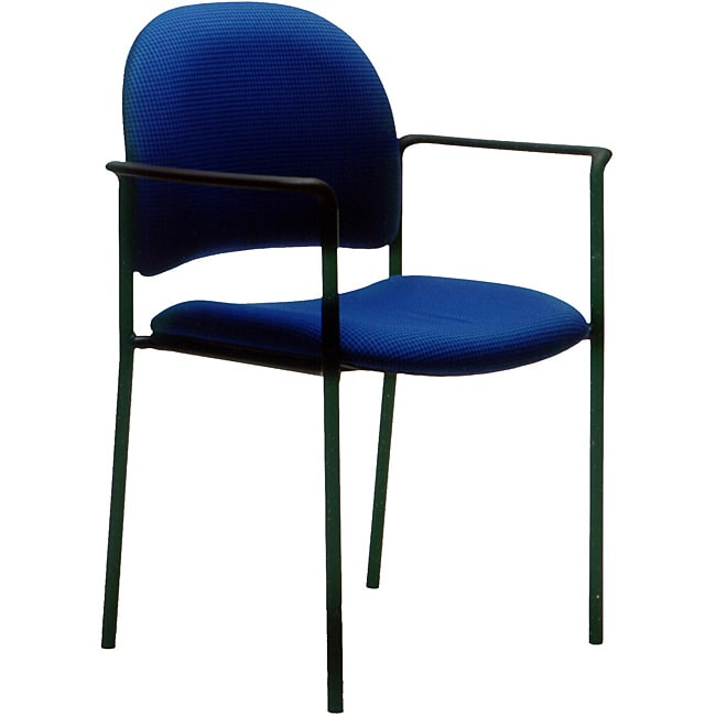 Allseating Blue Visitor Chair