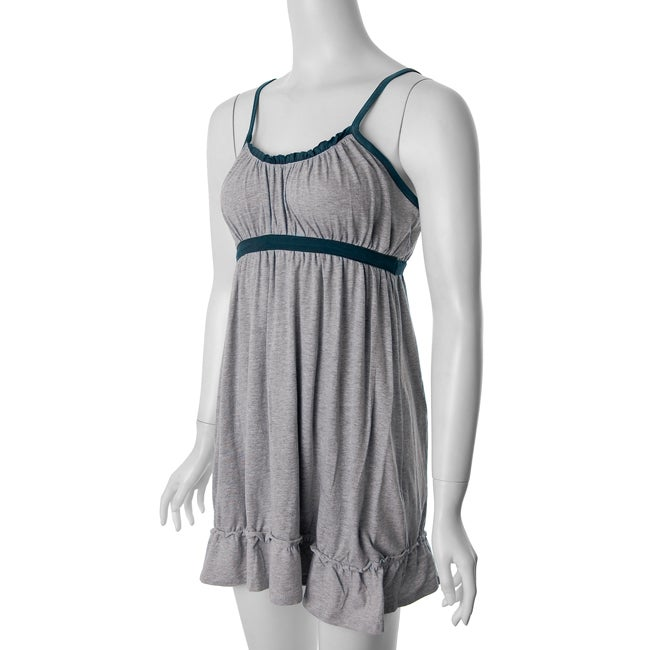Sleep Club Junior's Baby Doll Chemise Nightgown