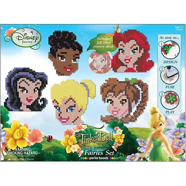 Perler Disney Fairies Value Gift Box
