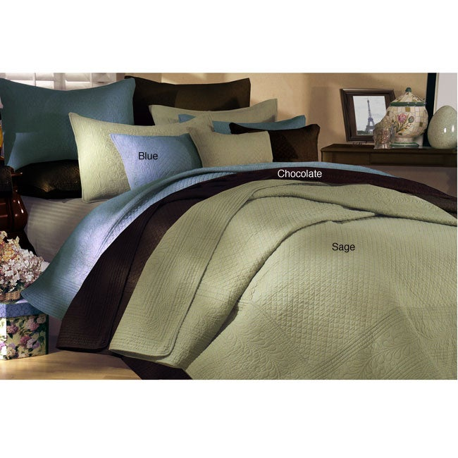 Greenland Home Fashions Renaissance Bedspread Set