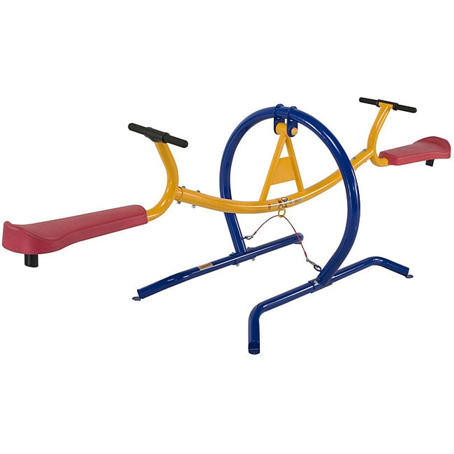 Gym Dandy Teeter Totter Free Shipping Today Overstock