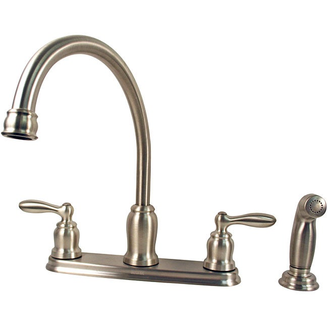 moen caldwell collection 2 handle kitchen faucet with side kitchen moen faucet reviews buying guide 2017 mag in