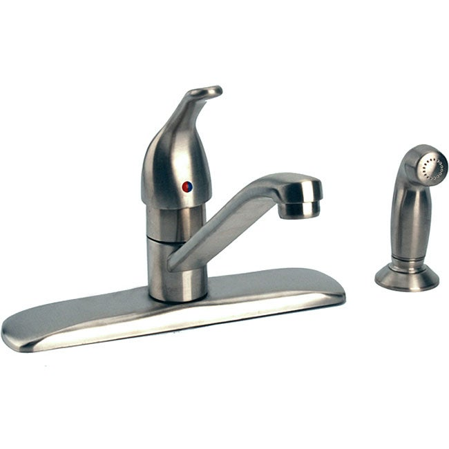 moen touch control collection kitchen faucet with spray