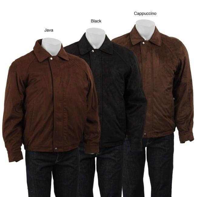 Claiborne Men's Microsuede Jacket