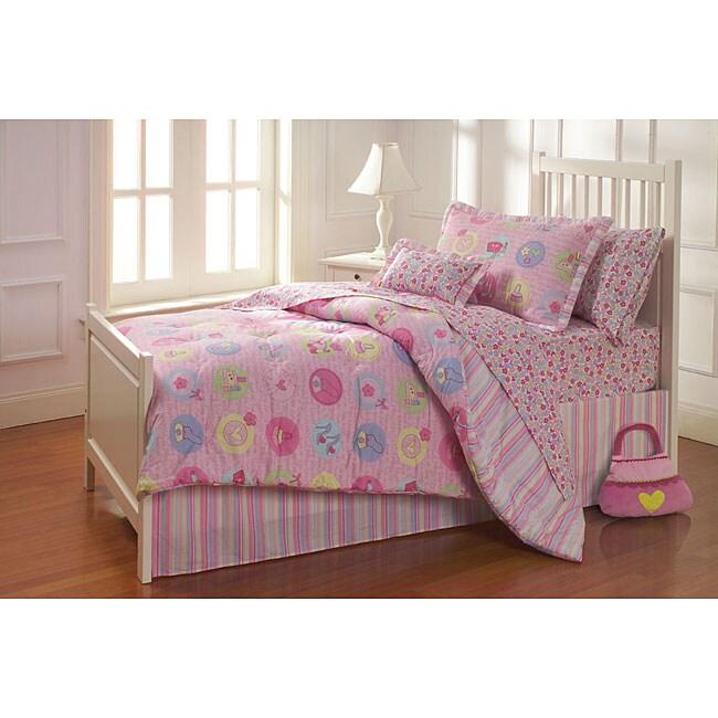 28 girls bed in a bag twin amazon com girls western pony pi