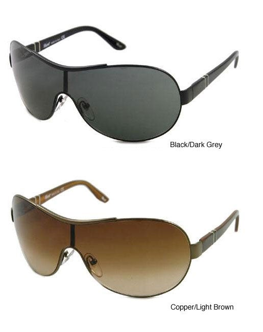 3df1420c70 Shop Persol PO 2304 Men s Shield Frame Sunglasses - Free Shipping Today -  Overstock.com - 4093364