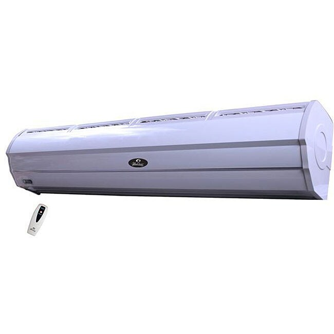 Curtains Ideas air curtain blower : Windchaser Commercial/ Residential 36-inch Air Curtain - Free ...