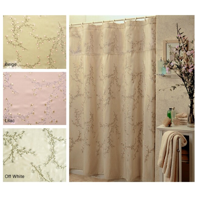 Grace Shower Curtain (72 in. x 72 in.)
