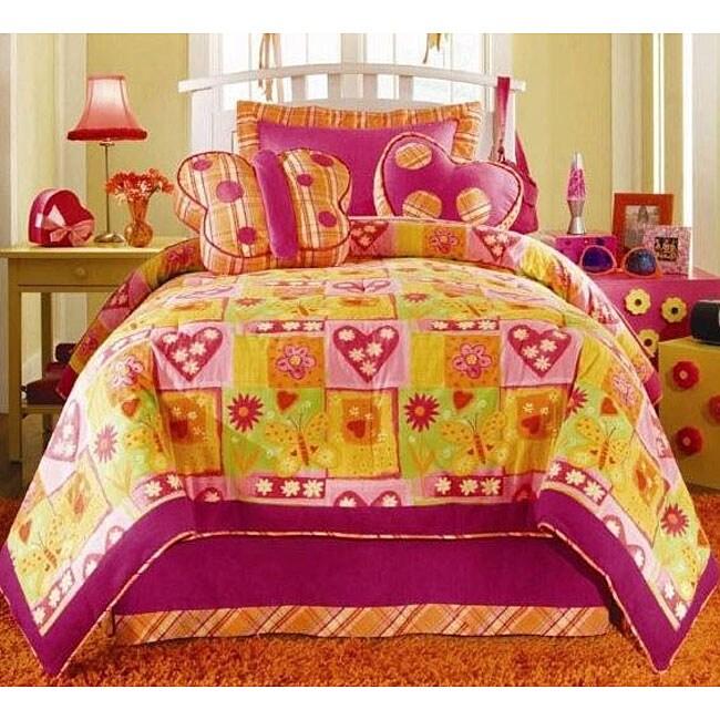Luv Bug Comforter Set