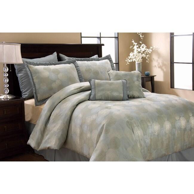Mercury 8-piece Comforter Set