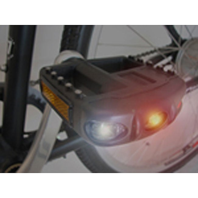 Pedalite 360-degree Visibility Pedals