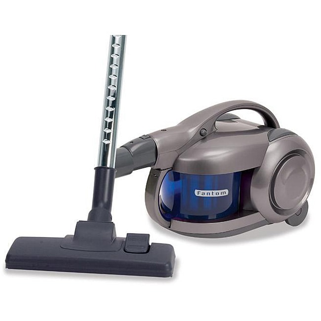 Shop Euro Pro Fantom Compact Canister Vacuum Refurbished