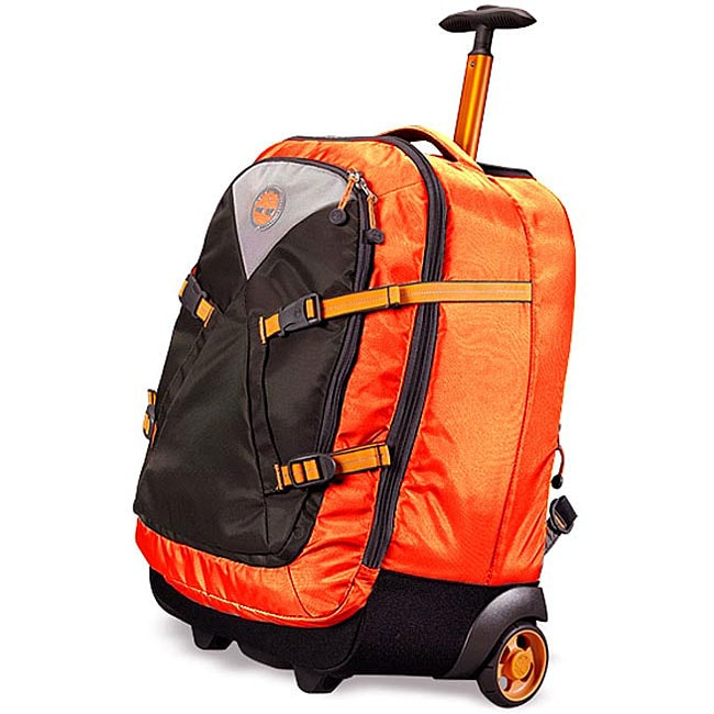 Timberland Xtreme Performance 20-inch Wheeled Backpack - Free ...
