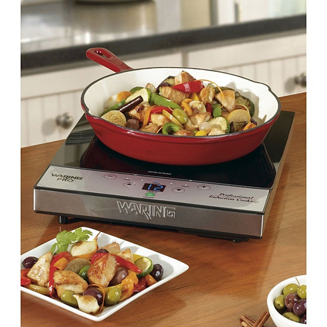 waring pro ict100 induction cooktop - Waring Pro