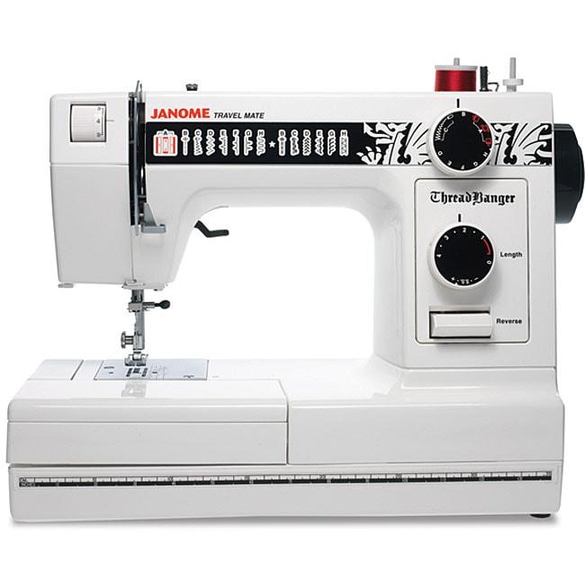 Janome Threadbanger TB-12 New Sewing Machine (NEW)