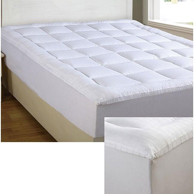 Shop Windowpane Pillow Top Twin Twin Xl Full Size