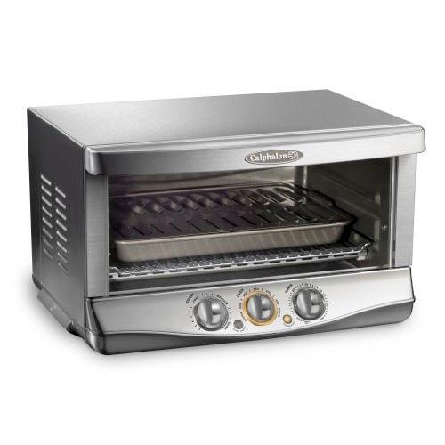 Shop Calphalon Xl 6 Slice Convection Toaster Oven Free