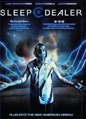 Sleep Dealer (Blu-ray Disc)
