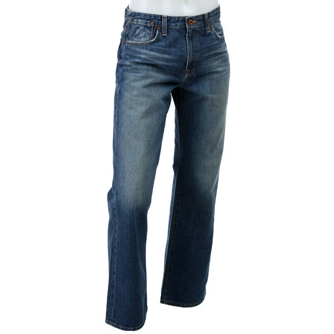 8334eb4a094 Shop Big Star Men's Vintage Wide-leg Jeans - Free Shipping On Orders Over  $45 - Overstock.com - 4117321