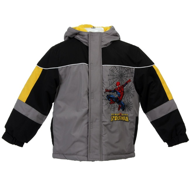 Marvel Spiderman Boy's Jacket