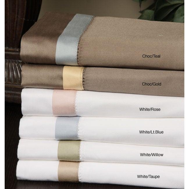 Resorts Collection 420 Thread Count Cotton Duvet Set