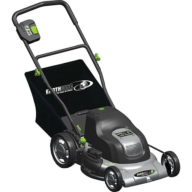 Earthwise 20-inch 24-volt Lawn Mower