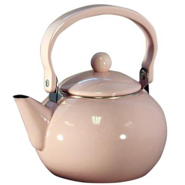 Reston Lloyd Calypso Basics Pink Tea Kettle