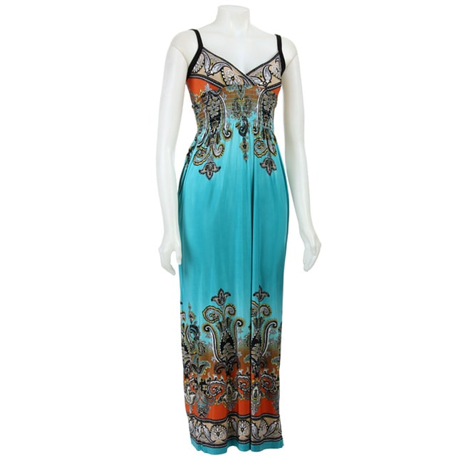 Bailey Blue Women's St. Tropez Maxi Dress - Free Shipping Today ...