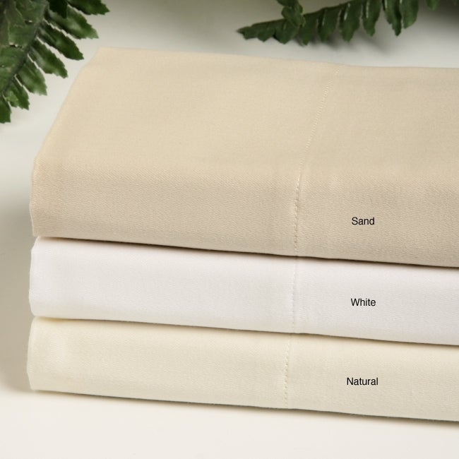 Cotton/Rayon from Bamboo 250 Thread Count Sheet Set