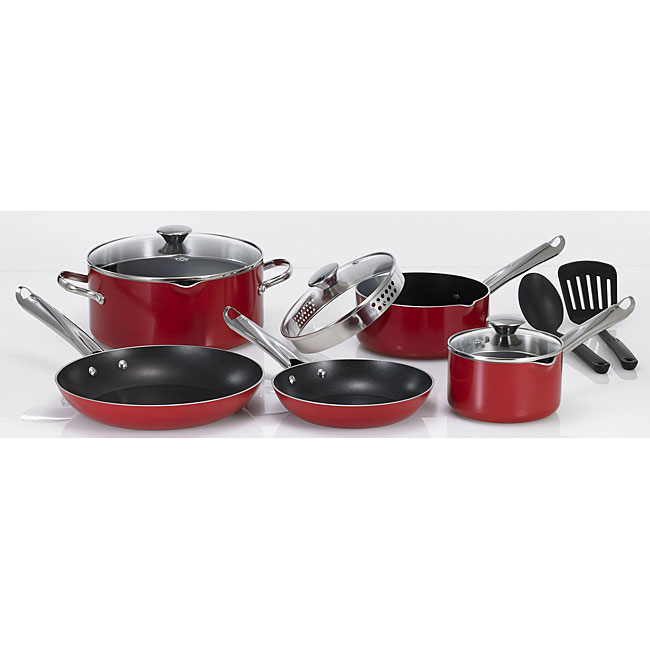 T-Fal WearEver Cook and Strain, Cookware Set - Thumbnail 0